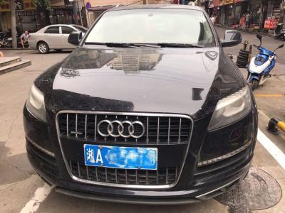 Audi 奧迪Q7  2014款 35 TFSI 進取型圖片