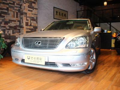 2006年10月 雷克萨斯 LS 430图片