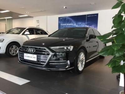 2018年7月 Audi 奥迪A8(进口) A8L 55 TFSI quattro投放版尊享型图片
