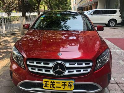 奔驰 奔驰GLA  2017款 GLA 200 动感型?#35745;?/>                         <div class=