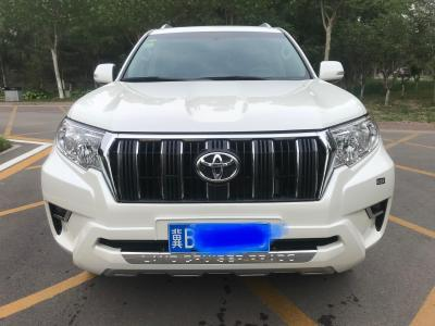 2018年8月 丰田 普拉多 普拉多 2.7L TX-L 科威特版(中东)图片