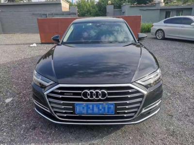 2018年6月 Audi 奥迪A8(进口) A8L 55 TFSI quattro豪华型图片