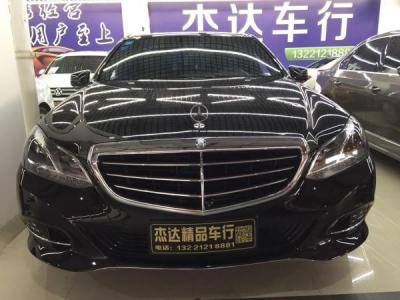 奔驰 E级  E260L 2.0T 运动豪华型图片