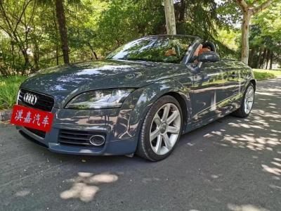 2014年7月 奥迪 奥迪TT(进口) TT Coupe 45 TFSI 悦尚型图片