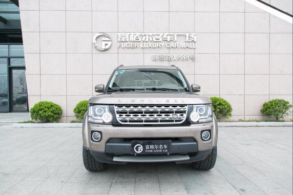 路虎 发现  2015款 3.0T V6 SC Luxury HSE汽油版