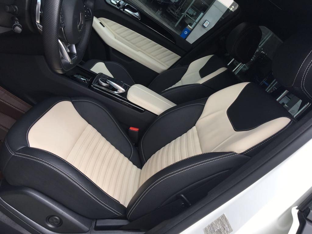奔驰 AMG  2016款 GLE450 AMG 3.0T 4MATIC图片