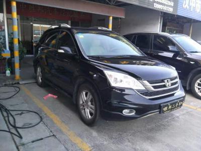 本田 CR-V  2010款 2.4L 自动四驱豪华版