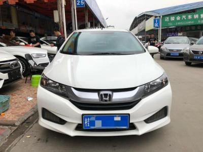 本田 锋范 1.5L CVT舒适版