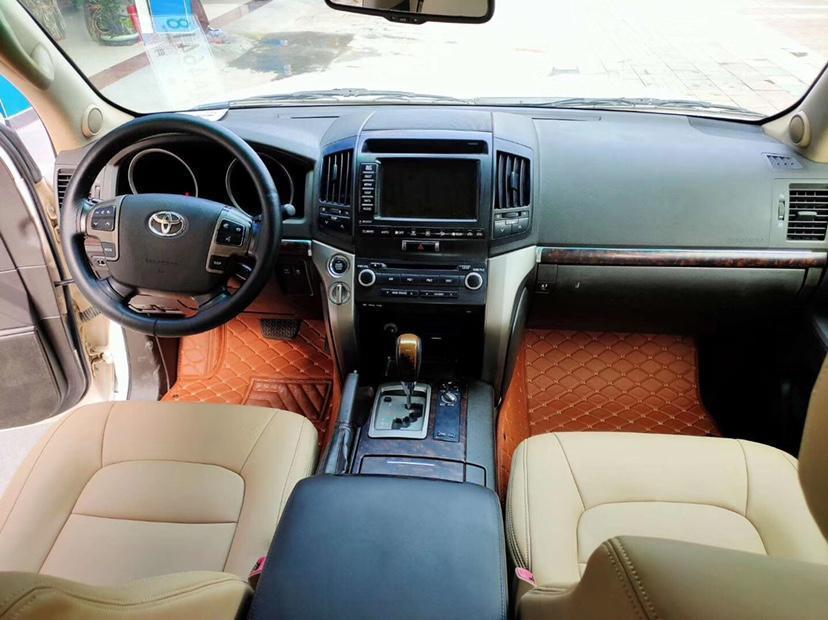 丰田 兰德酷路泽  2007款 4.7L 自动GX-R图片