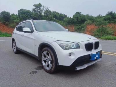 2012年8月 宝马 宝马X1 sDrive18i 豪华型图片
