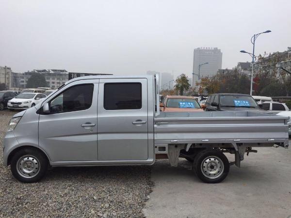 【丽水】2015年6月长安试驾长安星卡1.2标准型s201灰色商用挡艾力绅手动图片