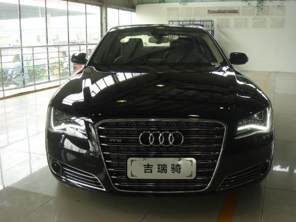 【北京】2012年1月 奥迪 奥迪a8 a8l w12 6.图片