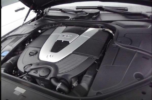迈巴赫 s600防弹车VR10图片
