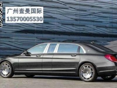 迈巴赫 S600加长6.9米普尔曼图片