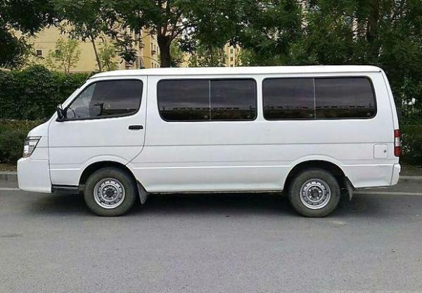 金杯海狮车报价_【上海二手车】2009年10月_二手金杯海狮_价格1.46_车