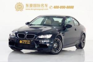 二手宝马(进口)宝马M系M3 双门轿跑车 4.0 V8 磨砂限量版