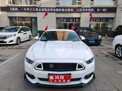 2015年4月 福特 Mustang(进口) 2.3T 50周年纪念版图片