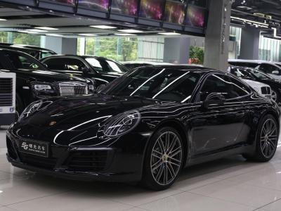 保時捷 911  2016款 Carrera S 3.0T