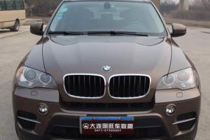 宝马 宝马X5  X5 xDrive35i 3.0T 豪华型