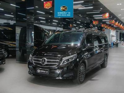 奔馳 V級  2017款 V 260 L 尊貴加長版