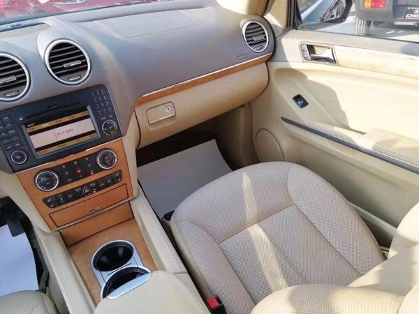 奔驰 GL级  GL500 4MATIC 5.5 V8图片