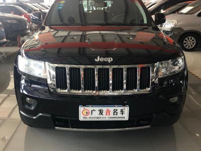 2011年6月 Jeep 大切诺基(进口) 3.6L 豪华导航版图片