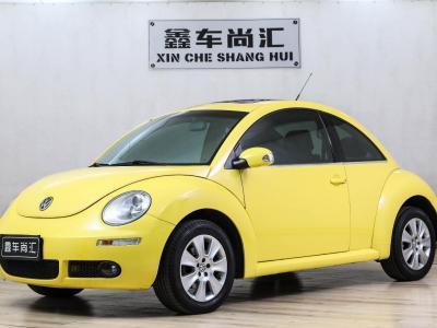 2009年3月 大众 甲壳虫(进口) 2.0 AT 标配版图片