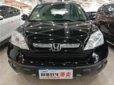 本田 CR-V  2.4L AT四驱尊贵版图片
