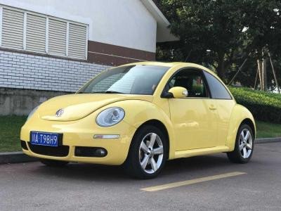 大眾 甲殼蟲  2008款 1.8T AT 豪華型