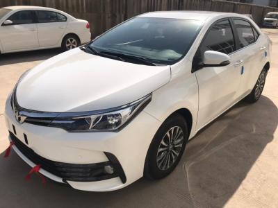 豐田 卡羅拉  2017款 改款 1.2T S-CVT GL