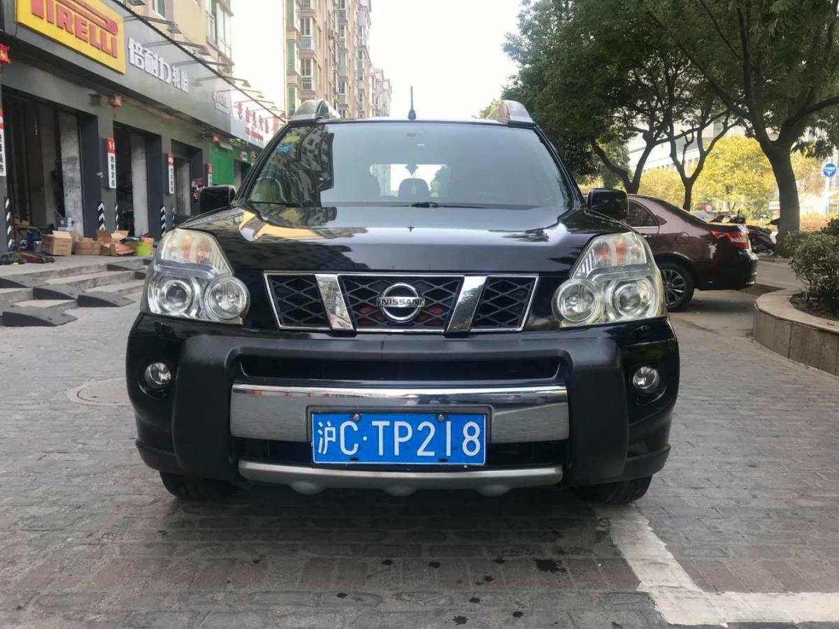 2011年11月_出售二手车日产 奇骏  2010款 2.5L CVT至尊版 4WD哪里有卖_价格多少8万