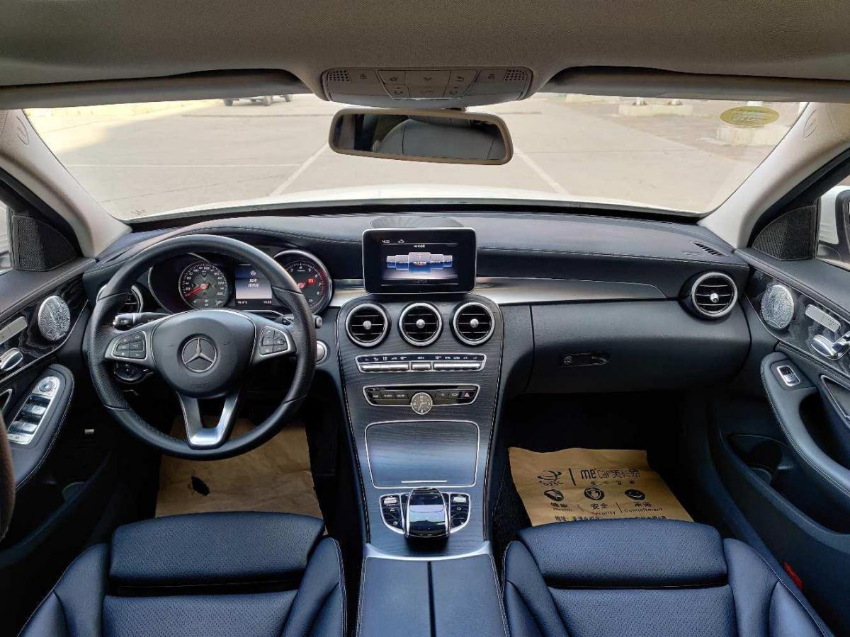 奔驰 奔驰C级  2018款 C 200 L 运动版图片