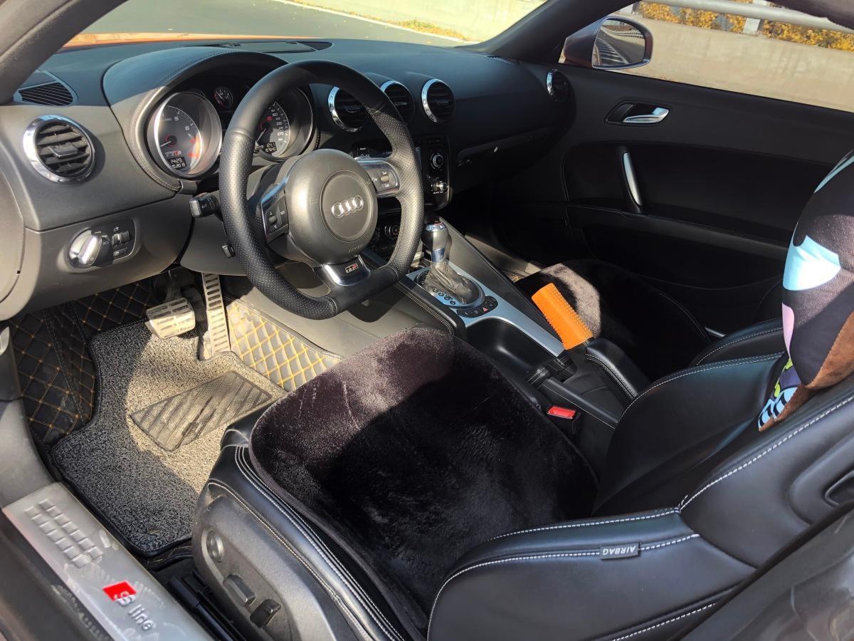 奥迪 奥迪TTS  2008款 TTS Coupe 2.0TFSI quattro图片
