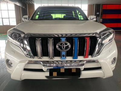 2014年6月 丰田 普拉多  2.7L 自动豪华版图片