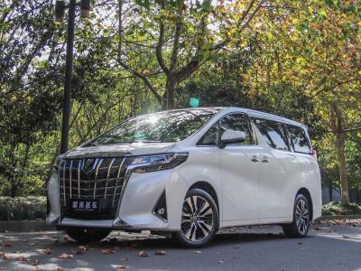 2019年3月 豐田 埃爾法  改款 3.5L 豪華版圖片