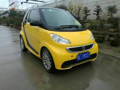 Smart Forfour  1.0 激情版