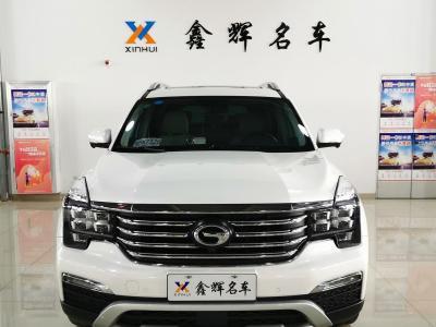 2017年2月 广汽传祺 GS8 320T 两驱豪华智联版图片