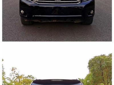 豐田 漢蘭達  2011款 2.7L 兩驅7座豪華版