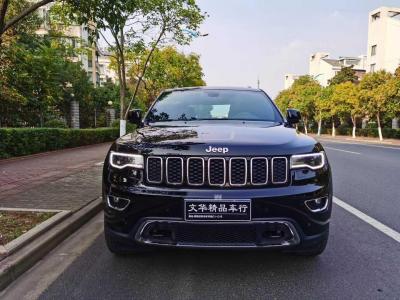 2017年6月 Jeep 大?#20449;?#22522;  3.0L 舒享导航版?#35745;?/>                         <div class=