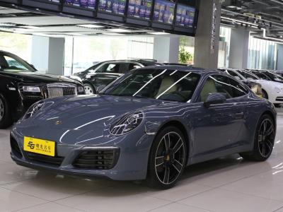 保时捷 911  2016款 Carrera 3.0T