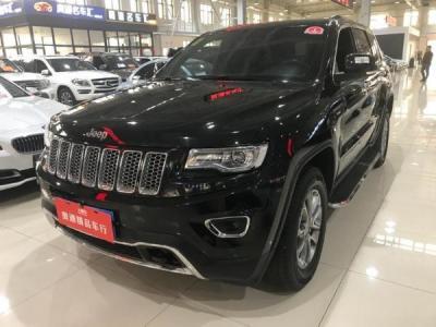 Jeep 大切诺基 3.6L 旗舰尊悦版(原:旗舰尊崇版13.10.14)图片