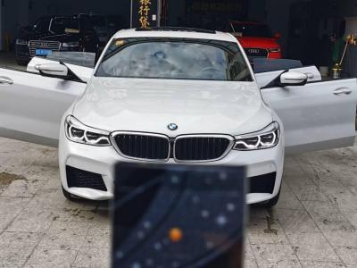2018年7月 宝马 宝马6系GT(进口) 630i M运动套装图片