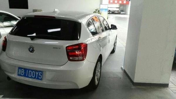 宝马宝马1系(进口) 2013款 宝马1系 改款 116i 领先型图片