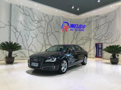 2014年1月 奥迪 奥迪A8(进口) A8L 45 TFSI quattro豪华型图片