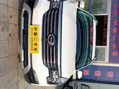 2018年1月 广汽传祺 GS8 320T 四驱豪华智联版图片