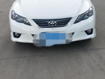 2012年6月 丰田 锐志  2.5V 菁锐版图片