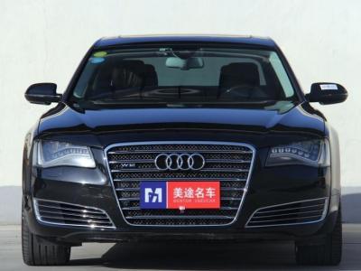 2014年5月 奥迪 奥迪A8(进口) A8L 45 TFSI quattro豪华型图片