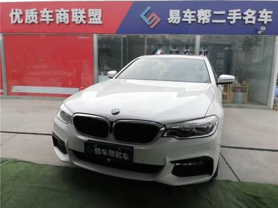 宝马 宝马5系  2018款 525Li M运动套装