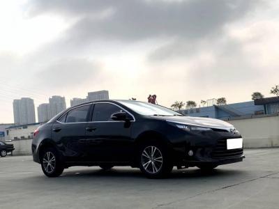 2015年11月 丰田 雷凌  1.6G CVT精英版图片