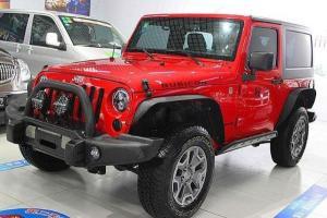 二手Jeep(进口)牧马人3.6 两门舒享版 Rubicon